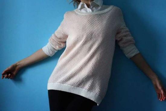 Если растянулся свитер после стирки