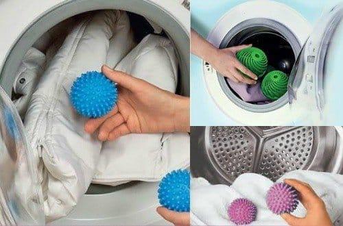 Чем постирать пуховик в стиральной машине