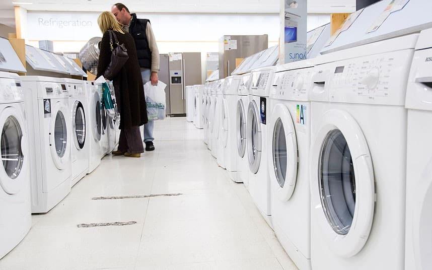 Класс стирки и отжима стиральных машин