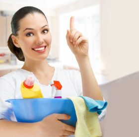 С чего начать уборку в доме – лучшие варианты