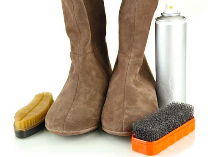 56e4cd1bef1b Уход за замшевой обувью дома  выбор средства и правила чистки