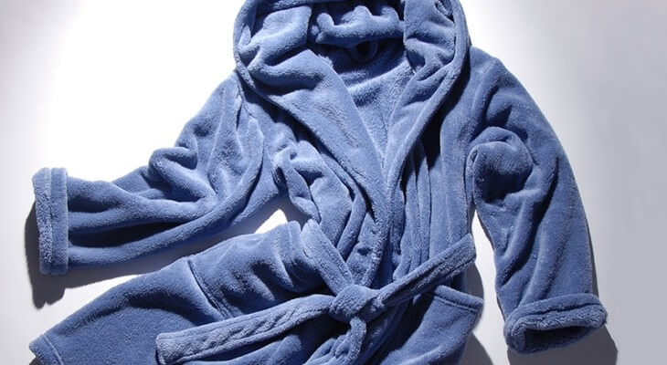 Как стирать махровый халат в стиральной машине