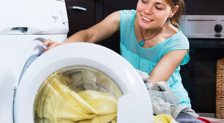 Как стирать в стиральной машине