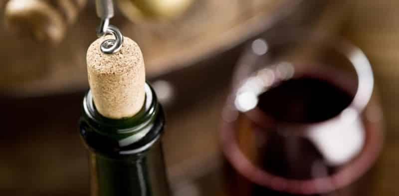 Сроки хранения открытого вина