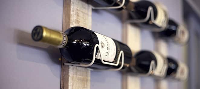 Условия хранения открытого вина