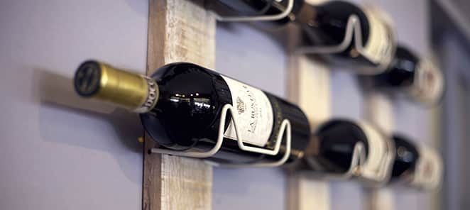 Open wine storage conditions