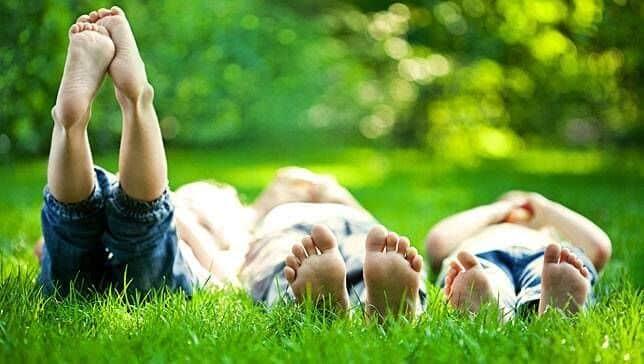 Как отстирать зеленую траву