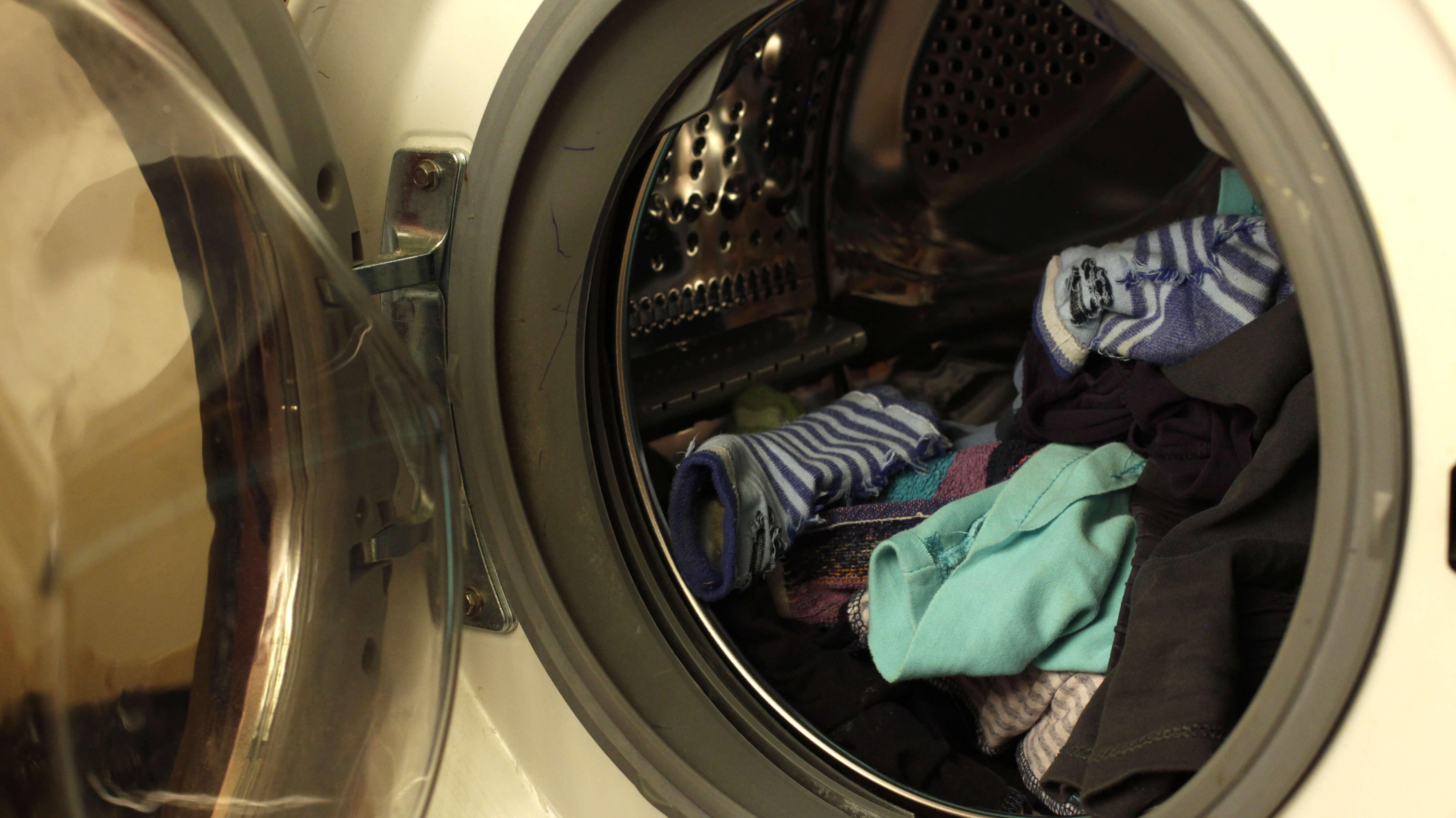Как отключить стиральную машину во время стирки