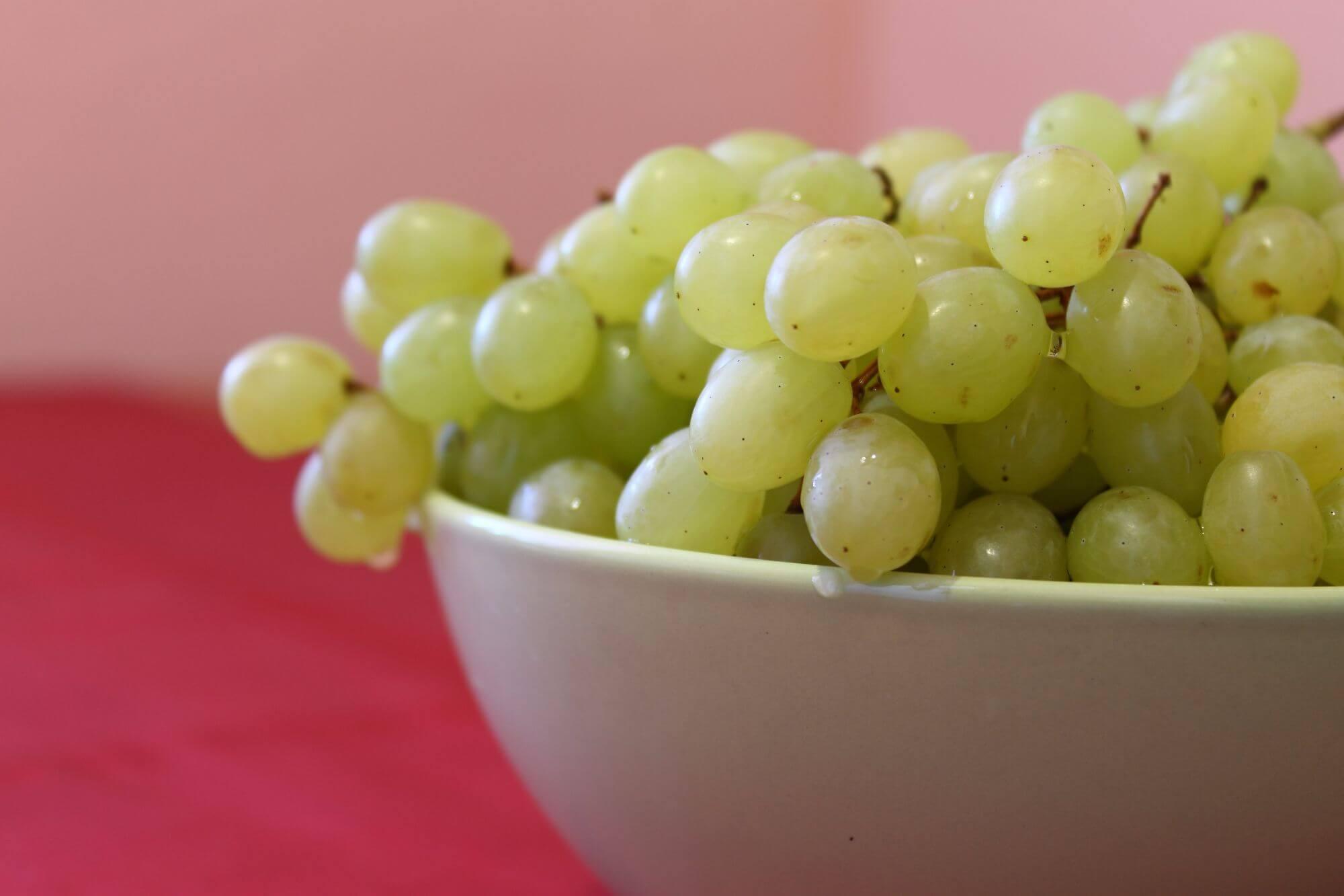 Как отстирать виноград