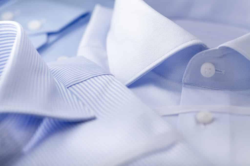 Как отстирать воротнички на рубашке: полезные советы