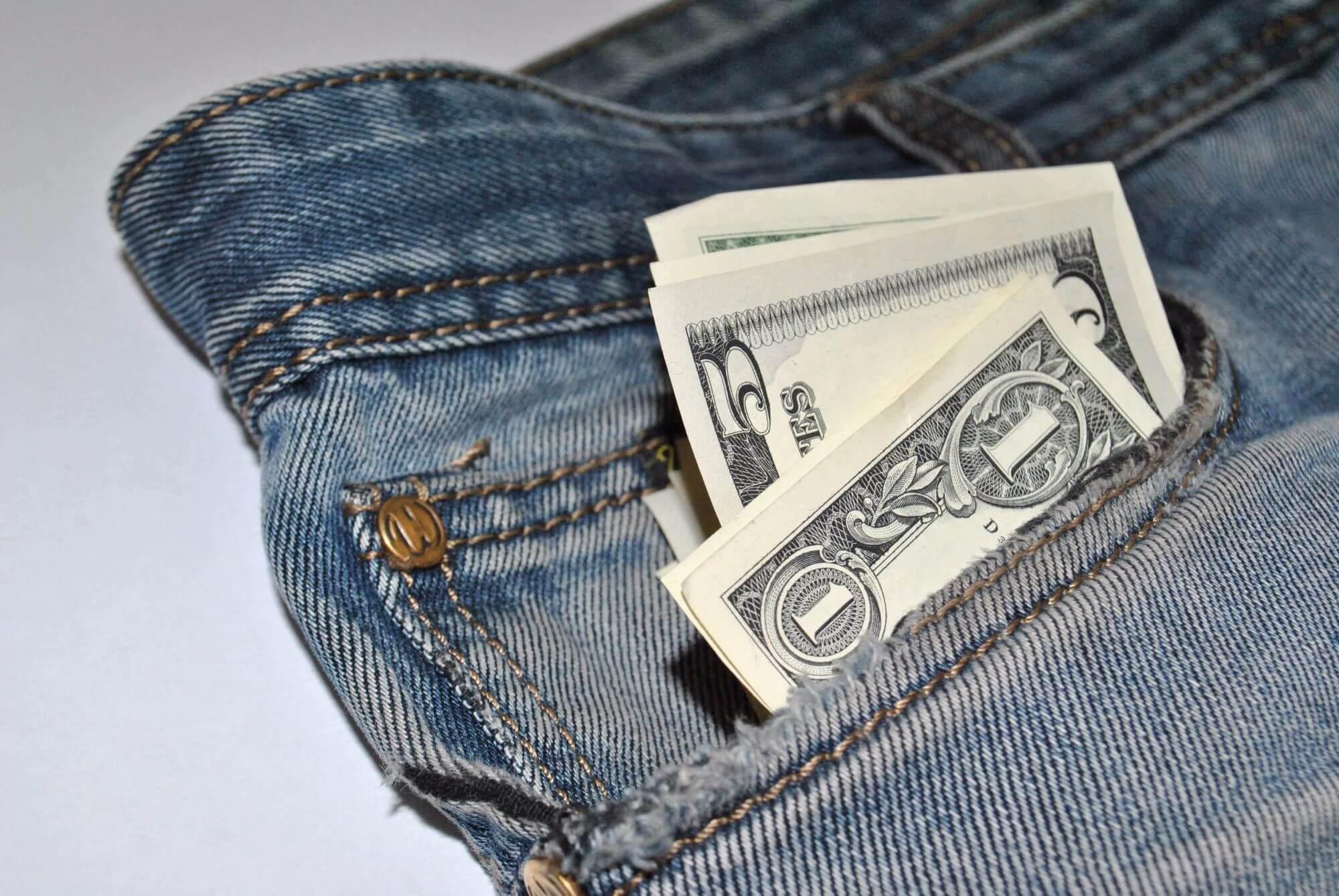 Постирал деньги что делать