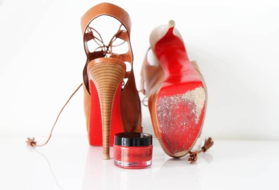 Lacquer shoe care products