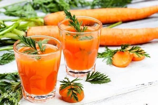 Чем отстирать морковь