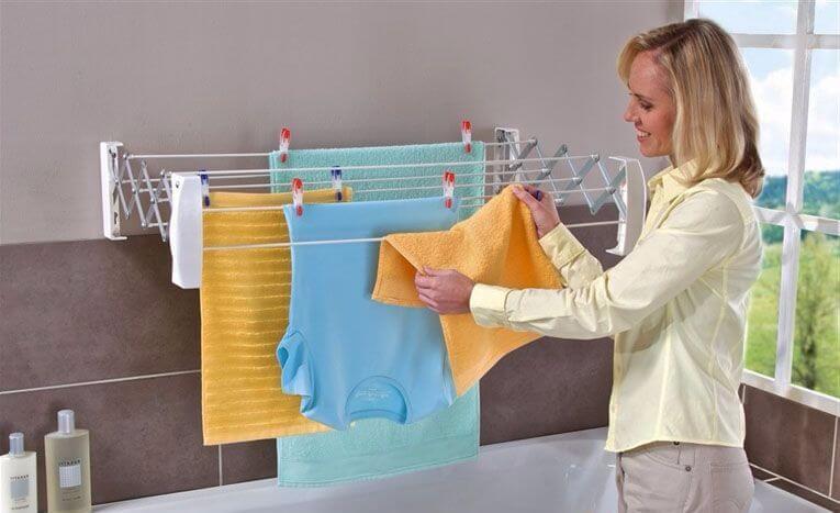 Как быстро высушить одежду после стирки в домашних условиях 67