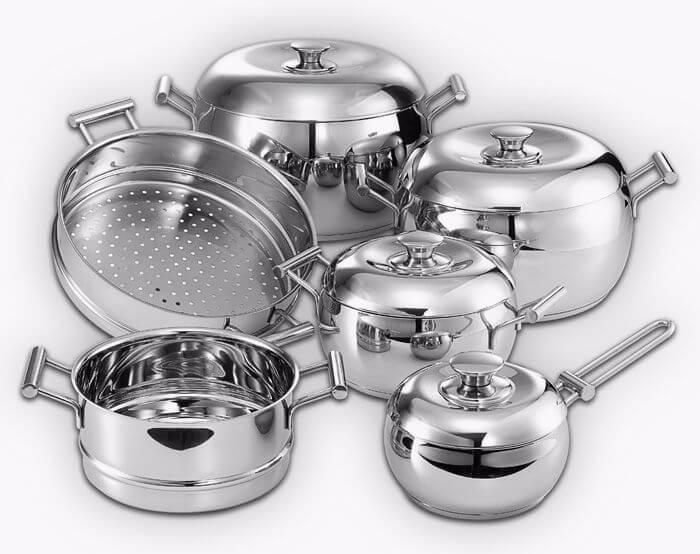 Как кипятить посуду