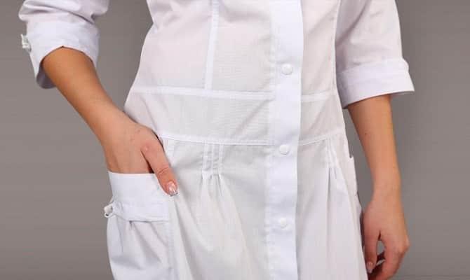Сушка одежды медицинского назначения