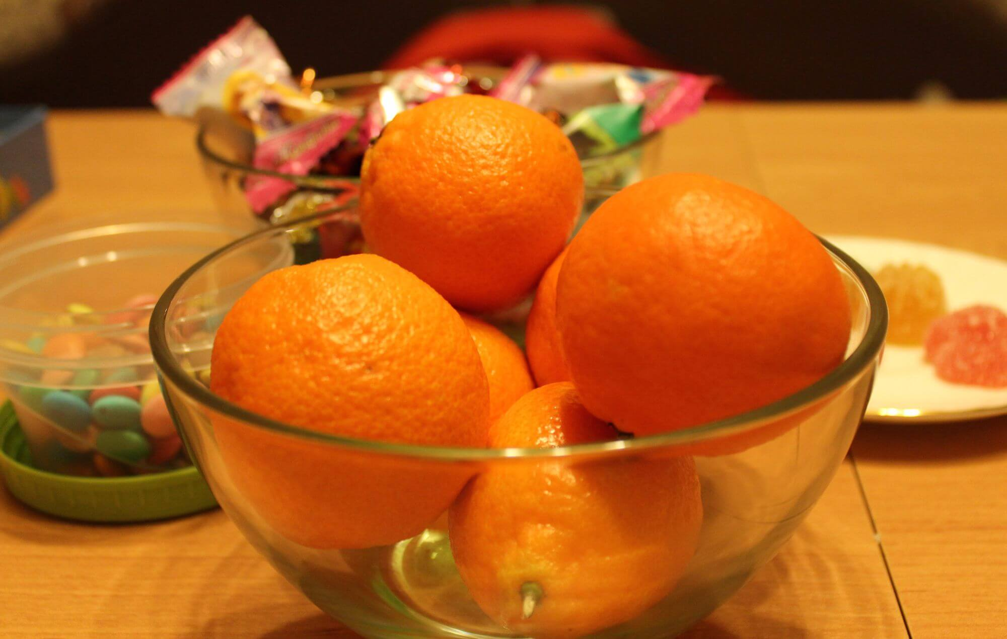How to wash tangerine
