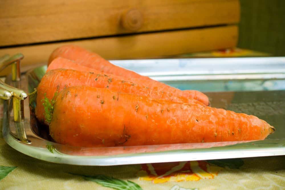 Как отстирать морковный сок