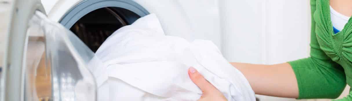 Как постирать капроновые шторы в стиральной машине