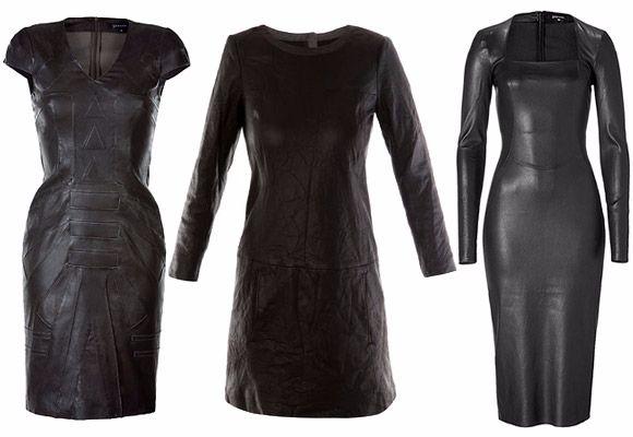 Как стирать платье из экокожи