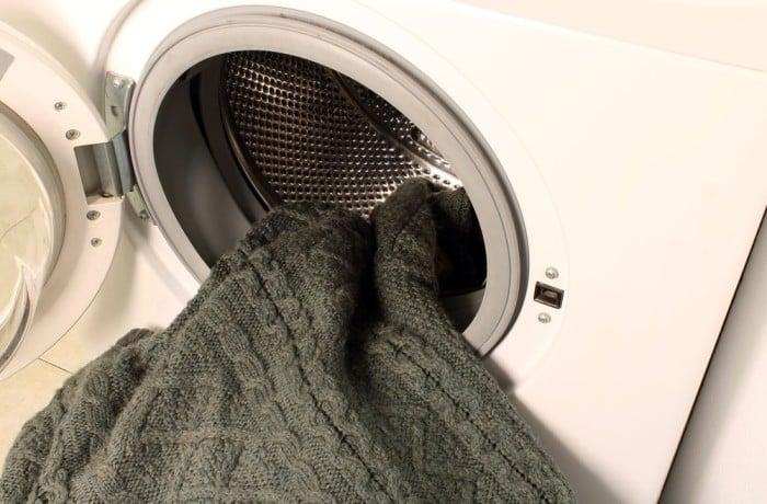 Как стирать в машине-автомат?