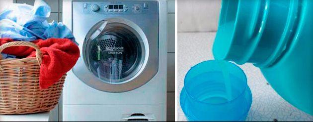 Как стирать жидким порошком