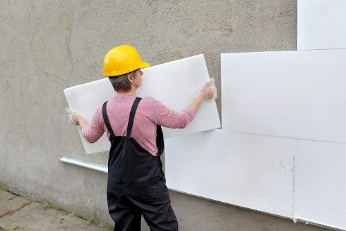 How to insulate the walls