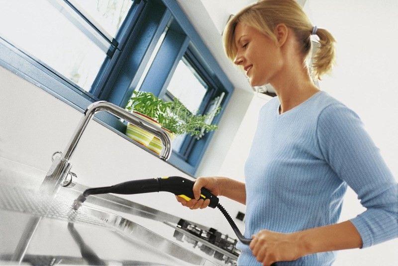 Как вымыть кухонную мебель от жира