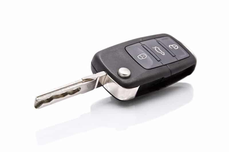 Что делать если постирал ключи от машины