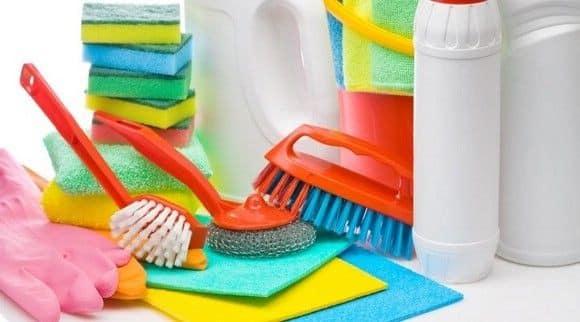 Правильные приспособления для наведения чистоты