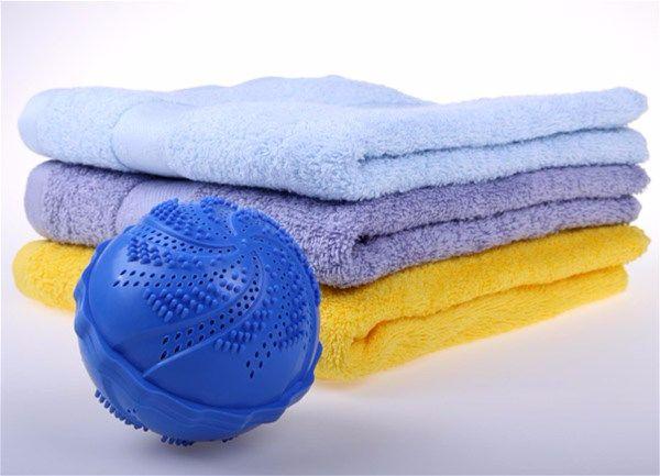 Balls for washing