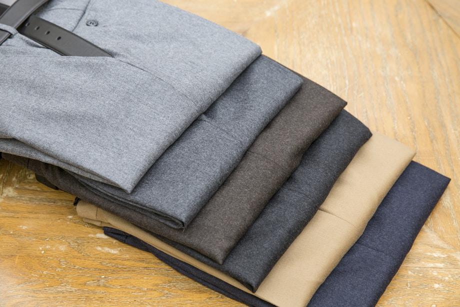Чистка брюк