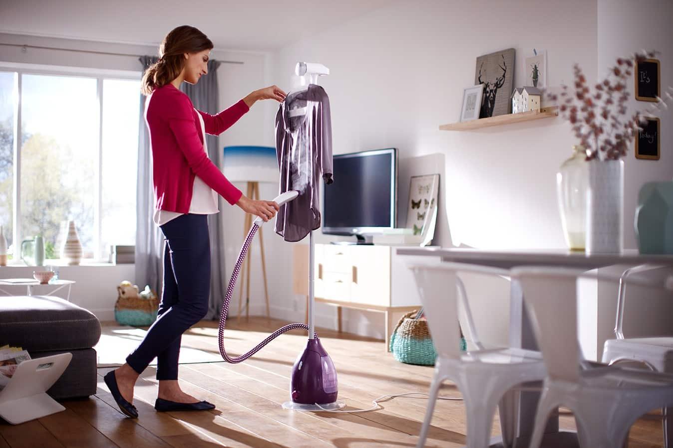 Какой функционал утюга следует выбрать для домашнего использования