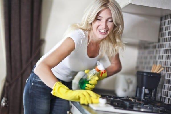 С чего начать генеральную уборку квартиры