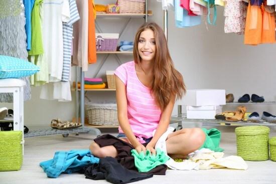 С чего начать уборку в квартире