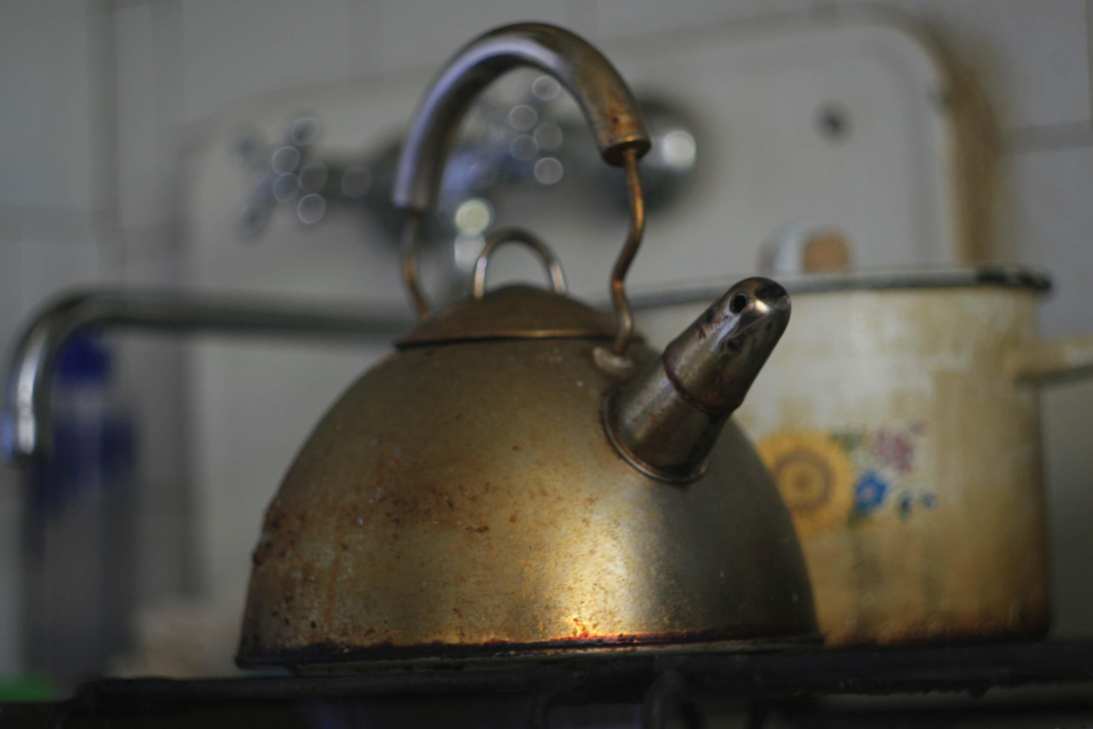 Как очистить чайник от накипи 6 домашних средств 71