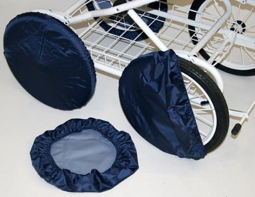 Чехлы на колеса для детской коляски своими руками