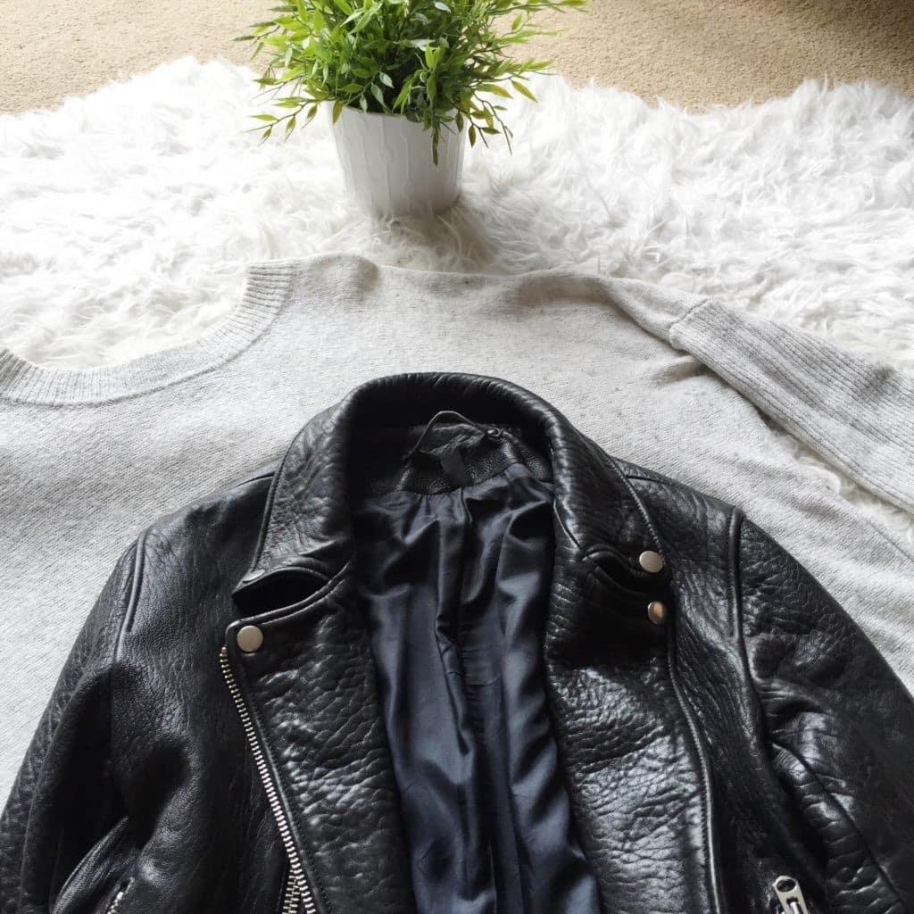 Как отгладить кожаную куртку в домашних условиях