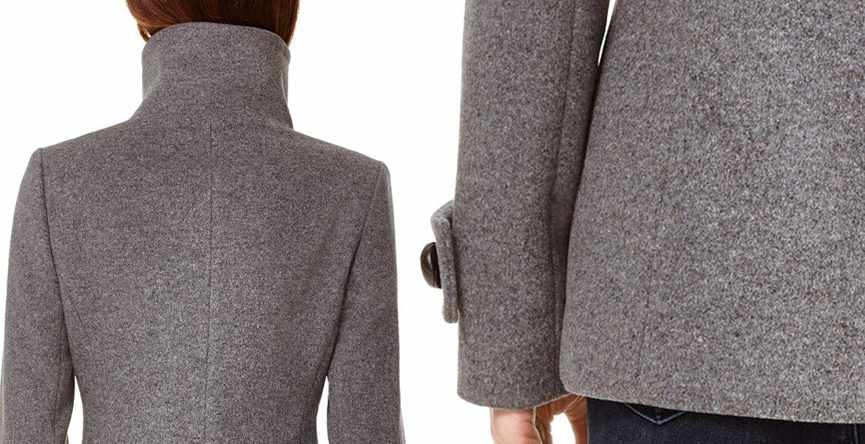 Как постирать пальто из драпа в домашних условиях